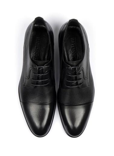 Hatemoğlu Deri Klasik Ayakkabı Siyah